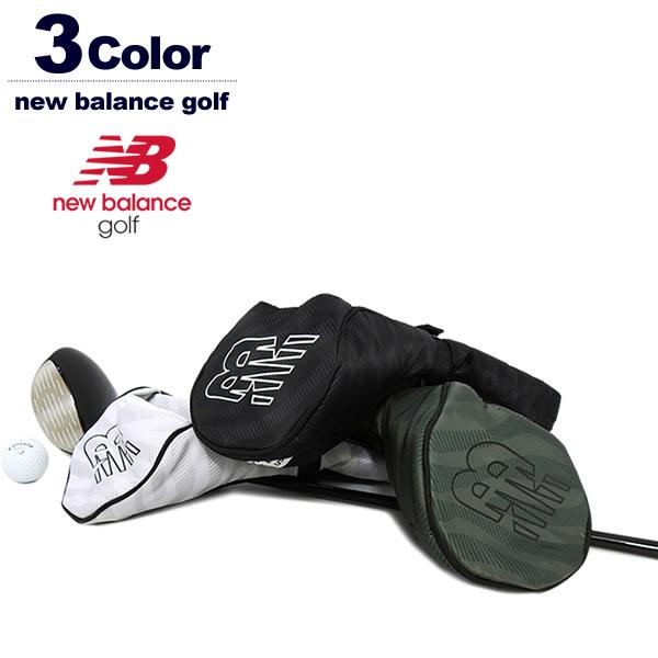 new balance golf[ニューバランスゴルフ]ドライバー用ヘッドカバー【2019年春夏】