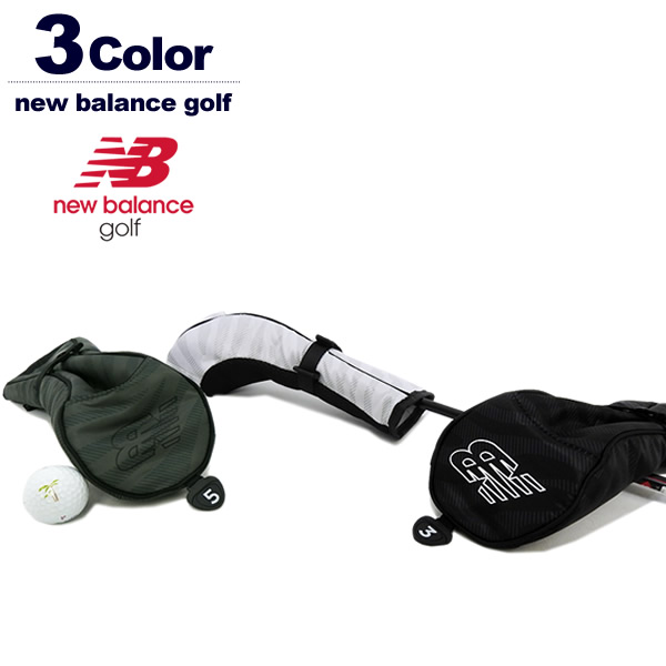 new balance golf[ニューバランスゴルフ]フェアウェイウッド用ヘッドカバー【2019年春夏】