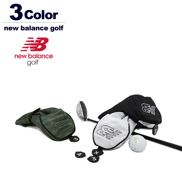 new balance golf[ニューバランスゴルフ]ユーティリティ用ヘッドカバー【2019年春夏】