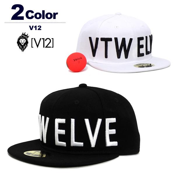 V30(ヴィトゥエルブ)キャップ