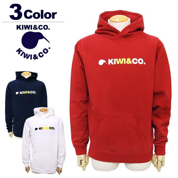 KIWI&CO.(キウィアンドコー)パーカ