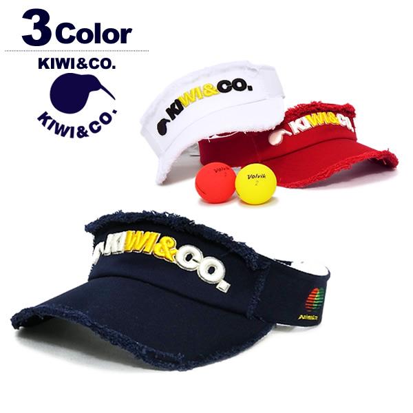 KIWI&CO.(キウィアンドコー)サンバイザー