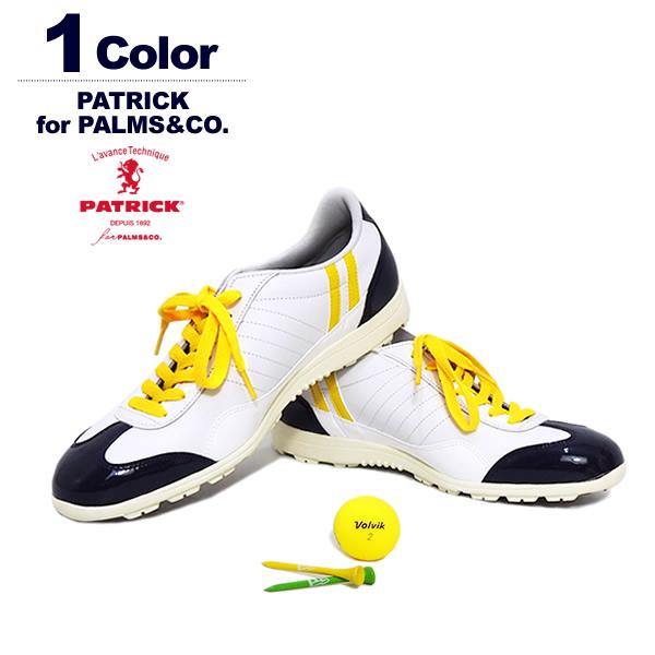 PATRICK for PALMS&CO.(パトリックパームスアンドコ)シューズ