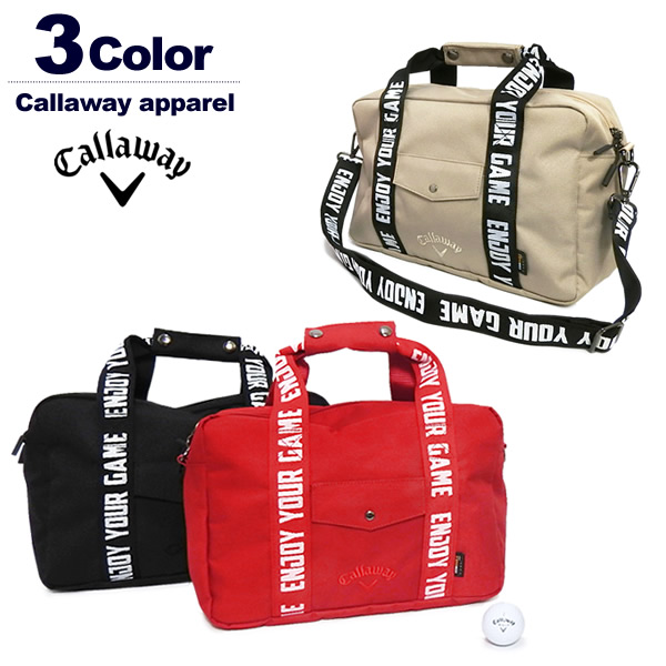 Callaway apparel(キャロウェイアパレル)カートバッグ