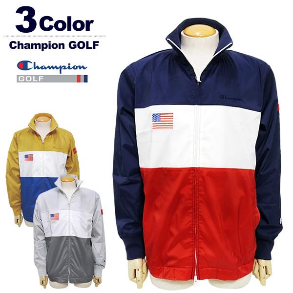 Champion GOLF(チャンピオンゴルフ)ジャケット