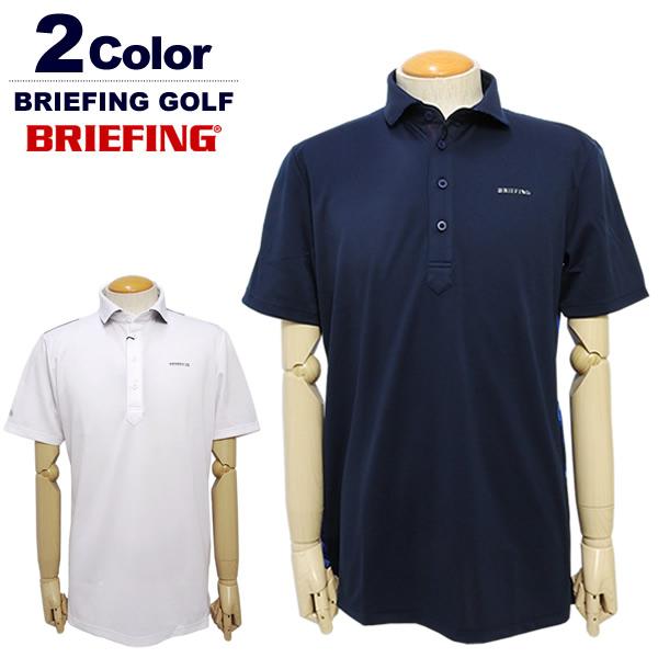BRIEFING GOLF[ブリーフィングゴルフ]B-CAMO WC POLO SHIRTS/切り替えドライポロシャツ【2019年春夏】