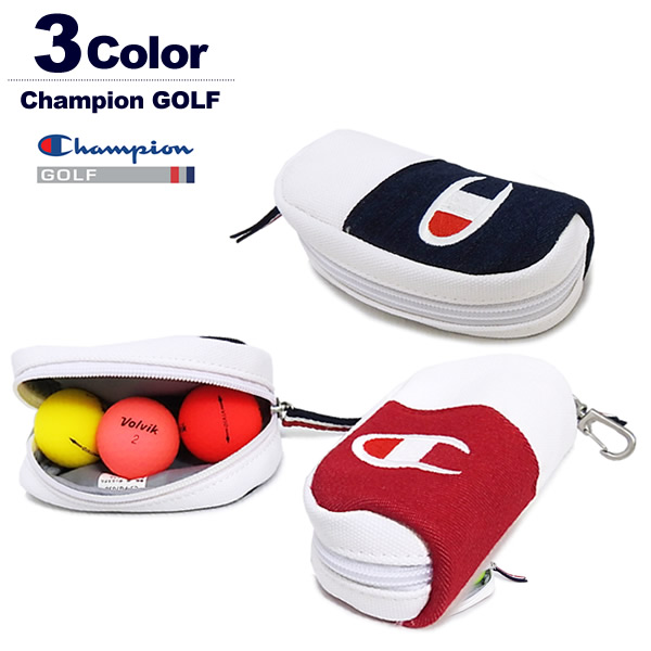 ChampionGOLF(チャンピオンゴルフ)ボールポーチ