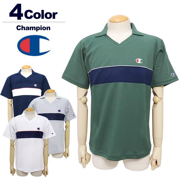 Champion(チャンピオン)ポロシャツ