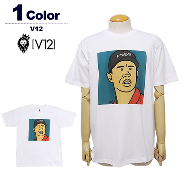 V12(ヴィ・トゥエルブ)Tシャツ