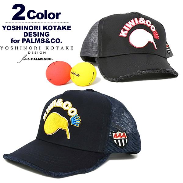 YOSHINORI KOTAKE PALMS&CO.(ヨシノリコタケパームスアンドコー)キャップ