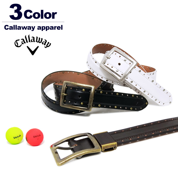 Callaway apparel(キャロウェイアパレル)ベルト