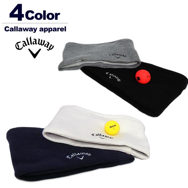 Callaway apparel(キャロウェイアパレル)ネックウォーマー