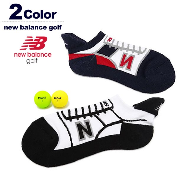 new balance golf(ニューバランスゴルフ)ソックス