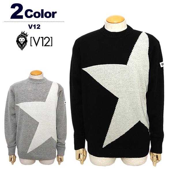 V12(ヴィトゥエルブ)ニット