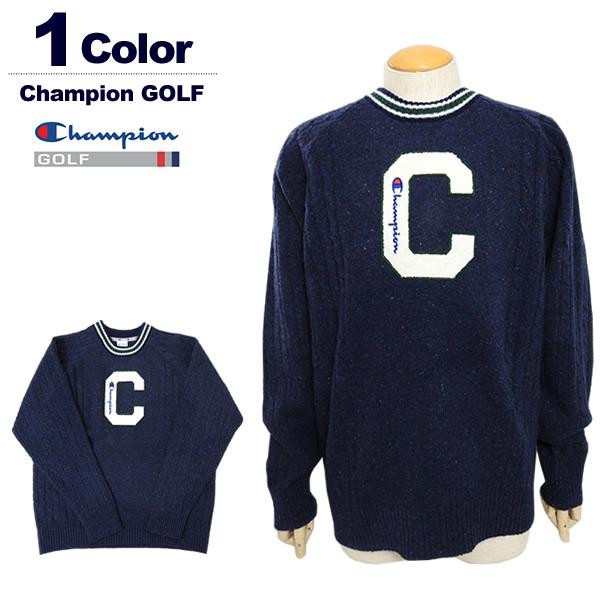 Champion GOLF(チャンピオンゴルフ)ニット
