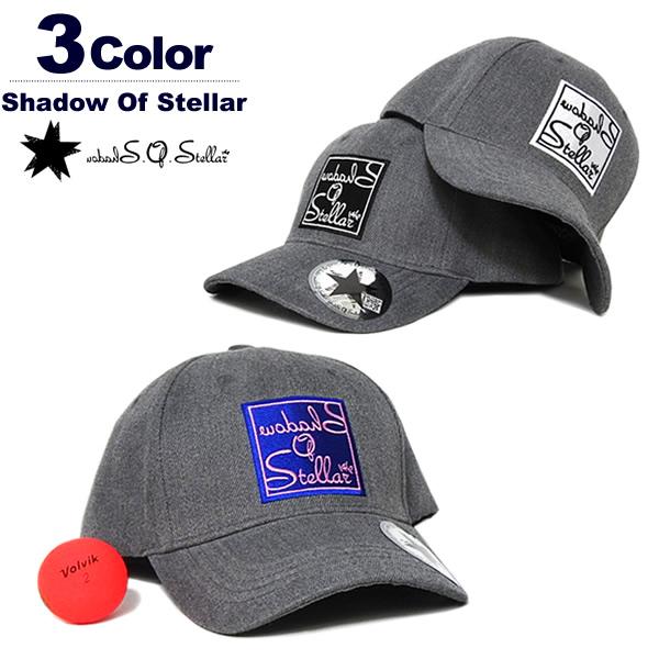 Shadow Of Stellar(シャドウ・オブ・ステラ)キャップ