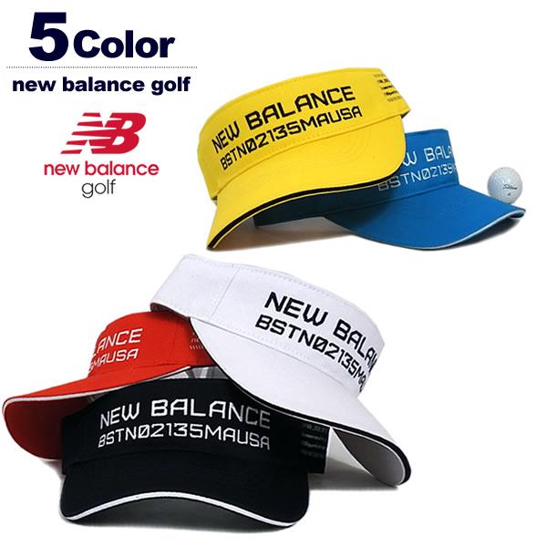 new balance golf(ニューエラゴルフ)バイザー