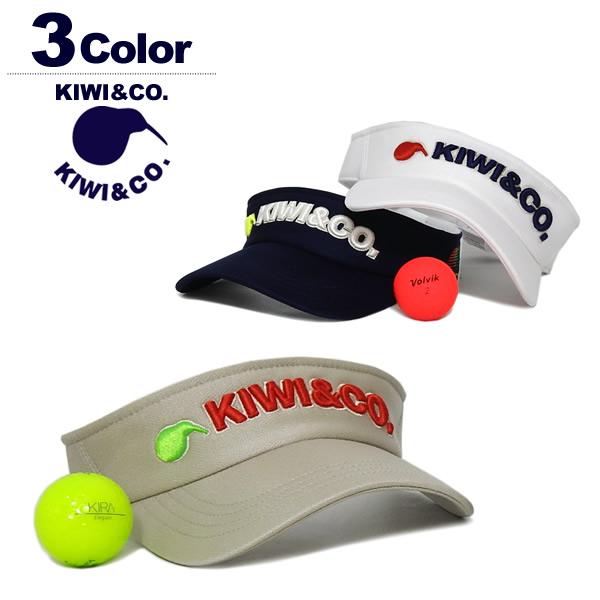 KIWI&CO.(キウイアンドコー)バイザー