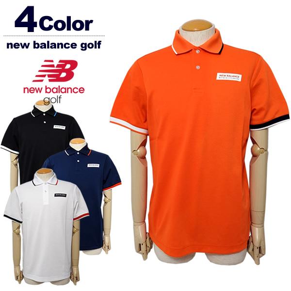 new balance golf(ニューバランスゴルフポロシャツ