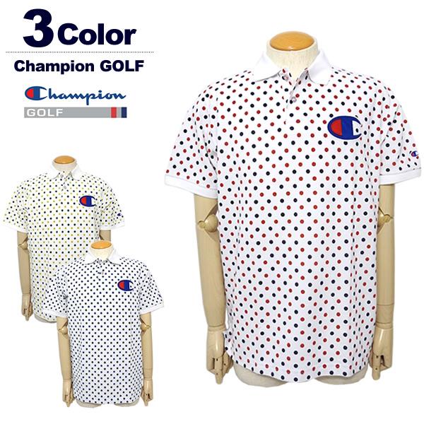 ChampionGOLF(チャンピオンゴルフ)ポロシャツ