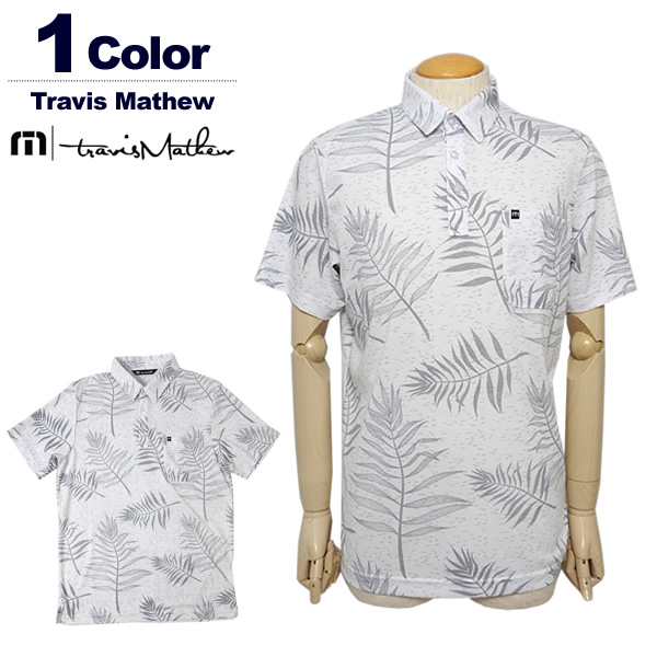 Travis Mathew(トラビスマシュー)ポロシャツ