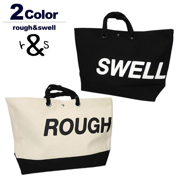 rough&swell(ラフアンドスウェル)バッグ