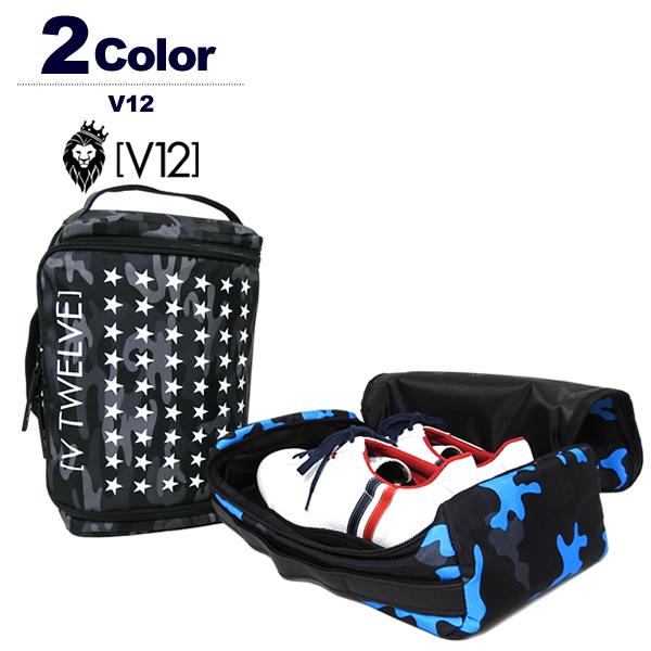 V12(ヴィトゥエルブ)シューズケース