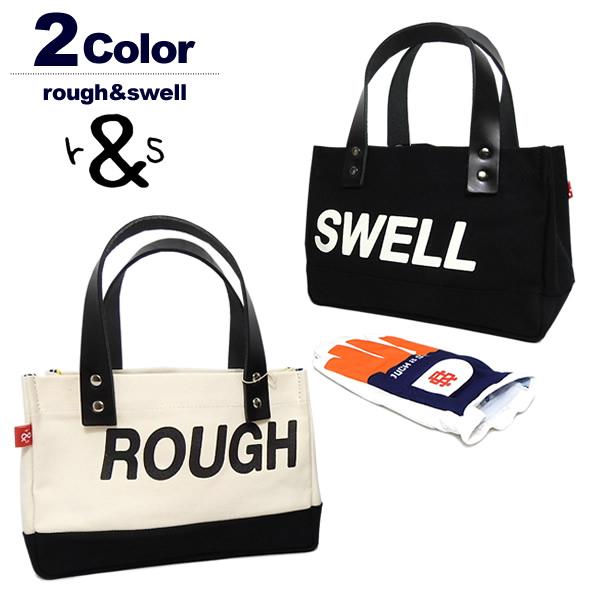 rough&swell(ラフアンドスウェル)カートバッグ
