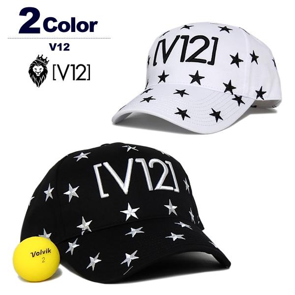 V12(ヴィトゥエルブ)キャップ