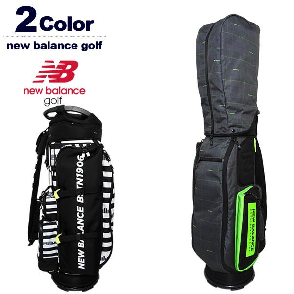 new balance golf(ニューバランスゴルフ)キャディバッグ
