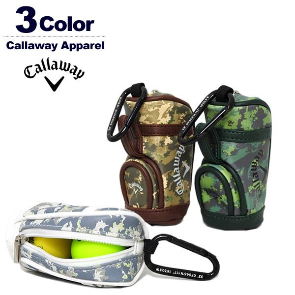 Callaway apparel(キャロウェイアパレル)ボールホルダー