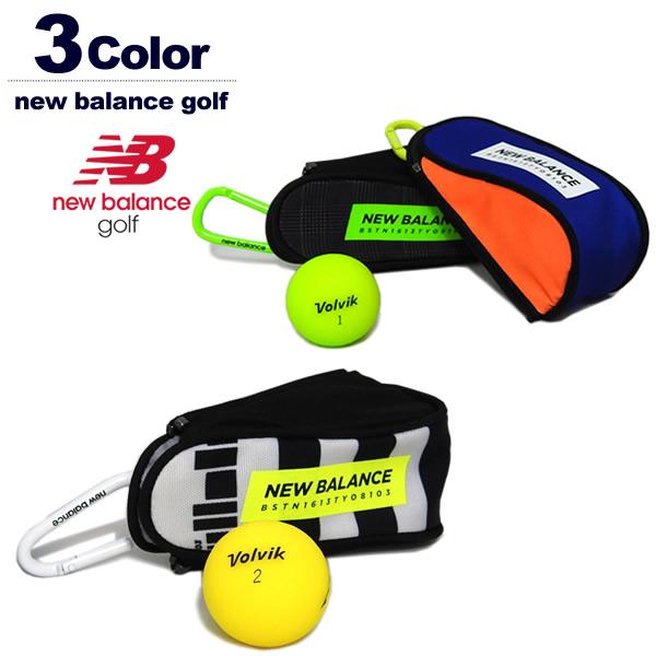 new balance golf(ニューバランスゴルフ)ボールホルダー
