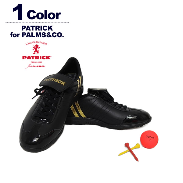 PATRICK for PALMS&CO.(パトリックパームスアンドコー)