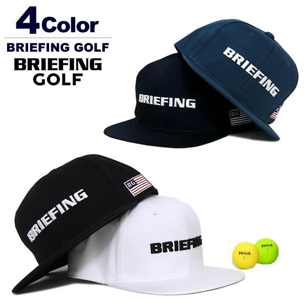 BRIEFING GOLF(ブリーフィングゴルフ)キャップ