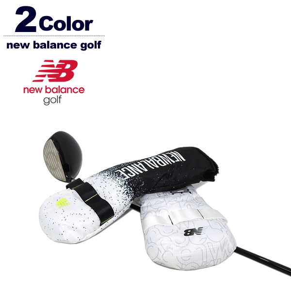 new balance golf(ニューバランスゴルフ)ヘッドカバー