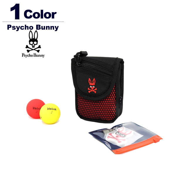 Psycho Bunny(サイコバニー)ポーチ
