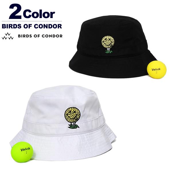 BIRDS OF CONDOR(バーズオブコンドル)ハット