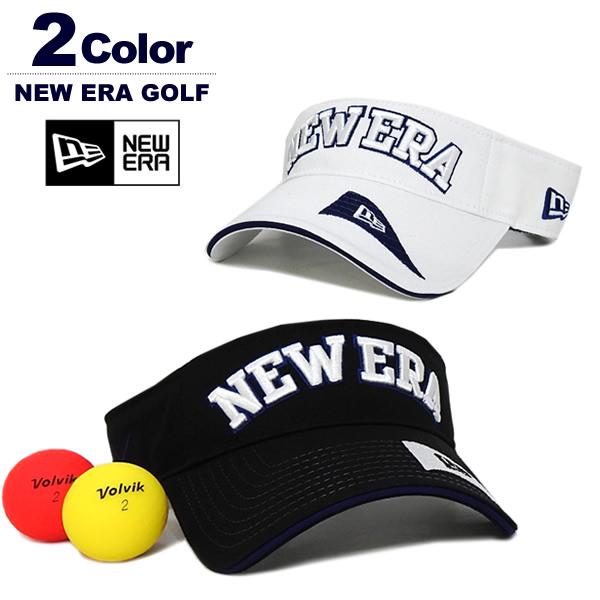 NEW ERA GOLF(ニューエラゴルフ)サンバイザー