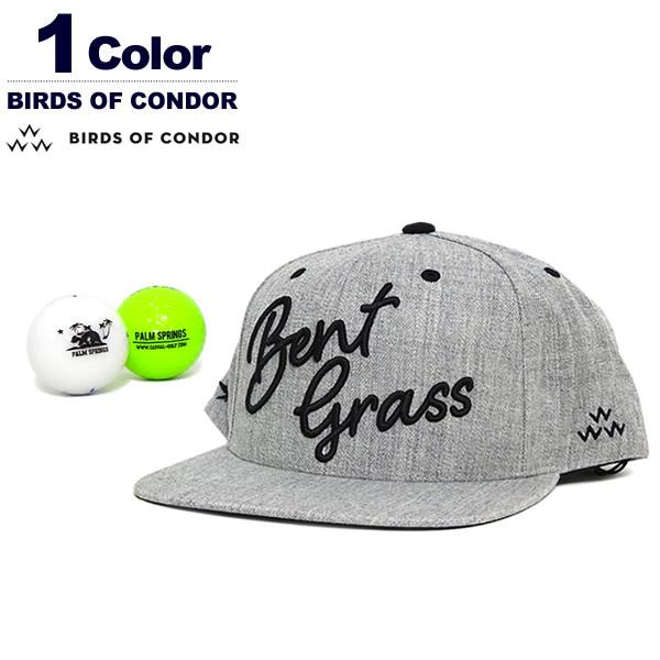 BIRDS OF CONDOR(バーズ オブ コンドル)キャップ