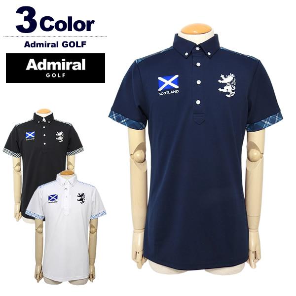 Admiral GOLF(アドミラルゴルフ)ポロシャツ
