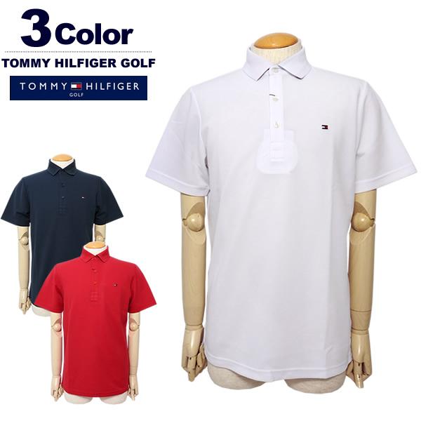 TOMMY HILFIGER GOLF(トミーヒルフィガーゴルフ)ポロシャツ