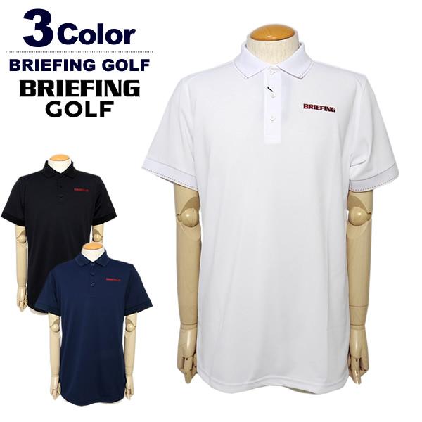 BRIEFING GOLF(ブリーフィングゴルフ)ポロシャツ