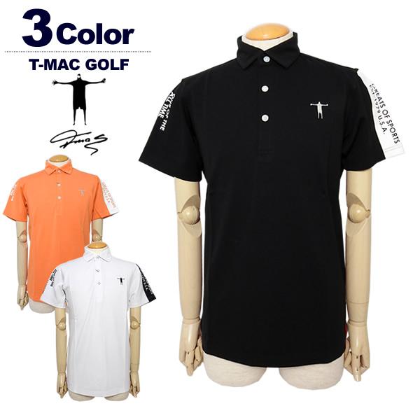 T-MAC GOLF(ティーマックゴルフ)ポロシャツ