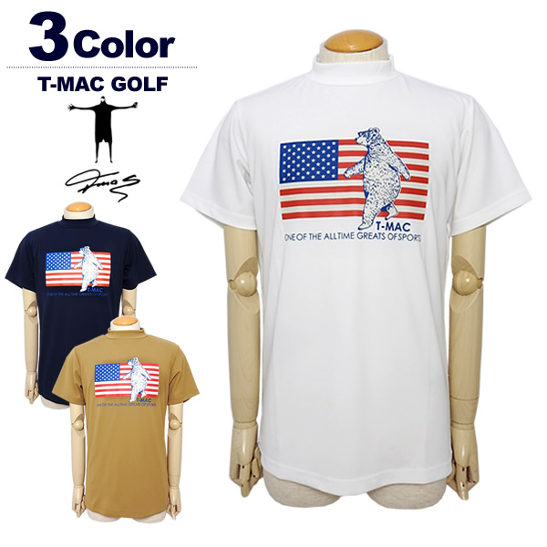 T-MAC GOLF(ティーマックゴルフ)カットソー
