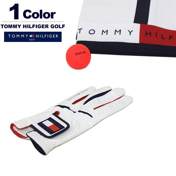 TOMMY HILFIGER GOLF(トミーヒルフィガーゴルフ)グローブ