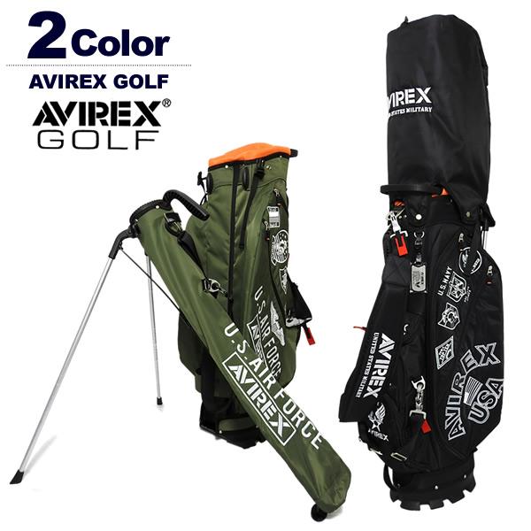 AVIREX GOLF(アヴィレックスゴルフ)キャディバッグ