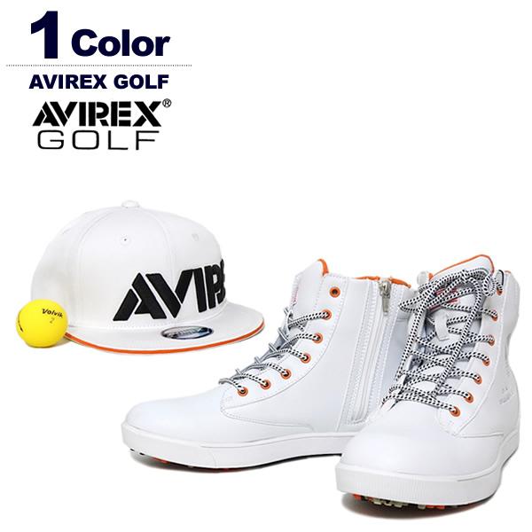 AVIREX GOLF(アヴィレックスゴルフ)シューズ