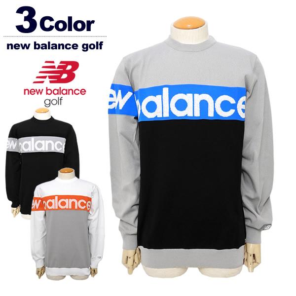 new balance golf(ニューバランスゴルフ)ニット