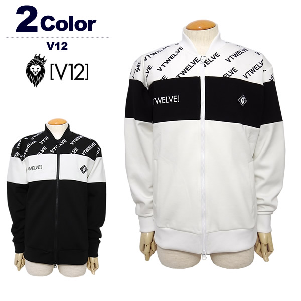 V12(ヴィトゥエルブ)ブルゾン