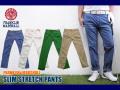 【SALE】FRANKLIN &MARSHALL(フランクリンマーシャル)ストレッチスリムテーパードパンツ